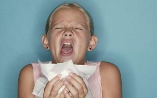 Аллергия на древесную пыль
