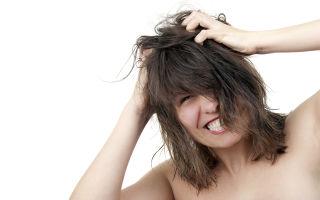 Аллергия на краску для волос чем лечить