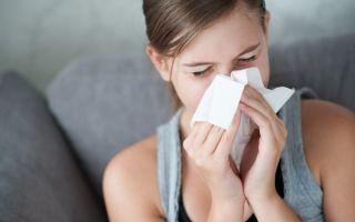 Аллергический ринит спрей