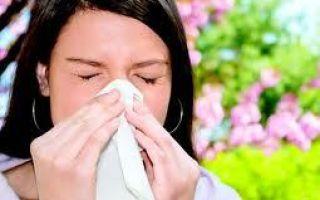 Лучшее средство от аллергии на коже