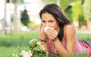 Аллергический насморк при беременности чем лечить