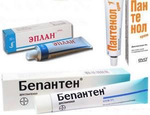Дерматит у ребенка лечение