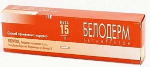 Дешевая мазь от аллергии