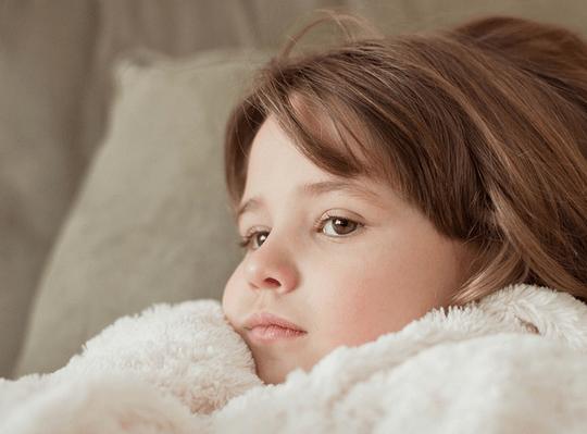 Высокая температура при аллергии у ребенка