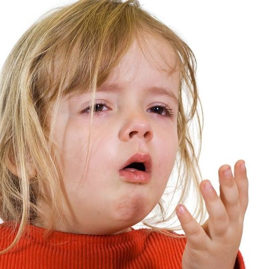 Может ли при аллергии быть красное горло