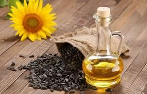 Аллергия на подсолнечное масло у грудничка