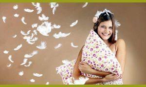 Аллергия на перьевые подушки