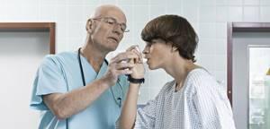 Приступ бронхиальной астмы неотложная помощь алгоритм