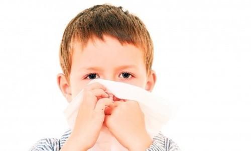 Средства от аллергии подручные