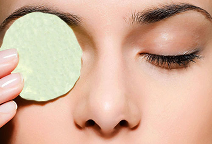 Как проявляется аллергия на лице