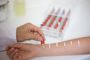Проверка на аллергены