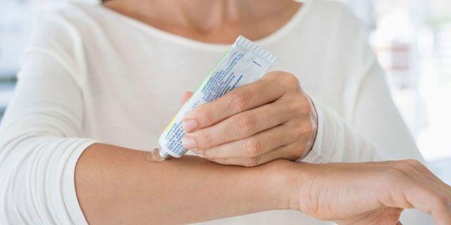 Крем от зуда кожи при аллергии