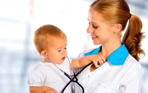 Температура при аллергии у детей