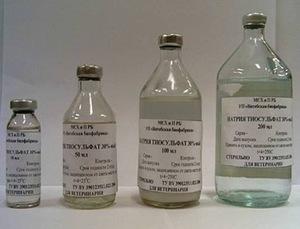Тиосульфат натрия показания