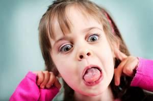 Аллергия на языке у ребенка