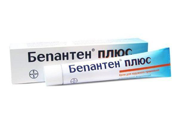 Крем от экземы на лице