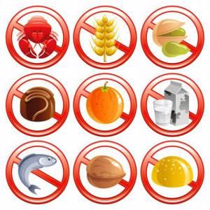 Аллергены при грудном вскармливании список