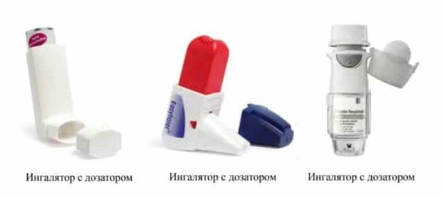 Порошковый ингалятор при астме названия