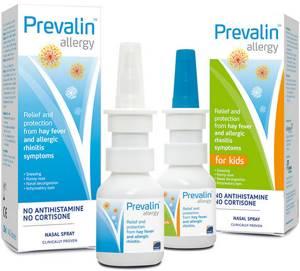 Превалин от аллергии