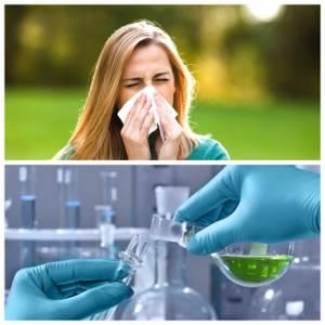 Педиатрическая панель аллергенов