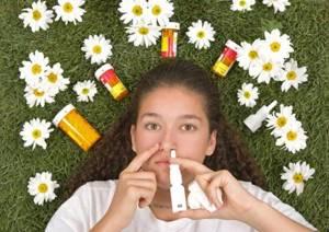 Как лечить аллергический