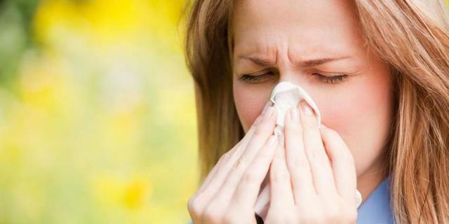 Аллергия не знаю на что