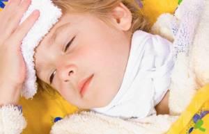 Температура при аллергии у ребенка