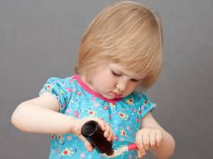 Капли от аллергии для детей фенистил