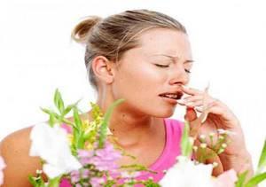 Может ли от аллергии болеть голова