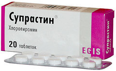 Антигистаминные во время беременности