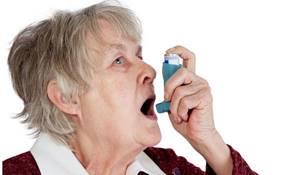 Препараты от астмы список