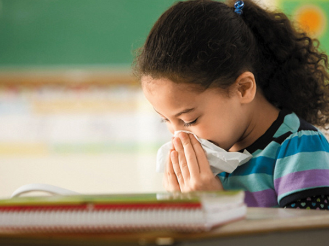Контактная аллергия у детей проявления