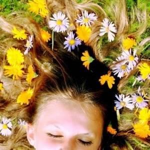 Аллергия на голове в волосах