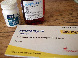 Сыпь при приеме антибиотиков