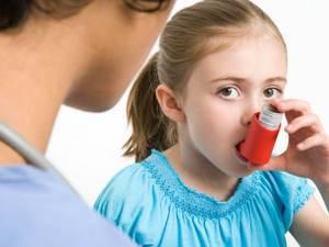 Аллергия астма