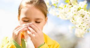 Укол от аллергии на год название