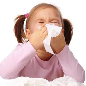 Аллергия на красный цвет