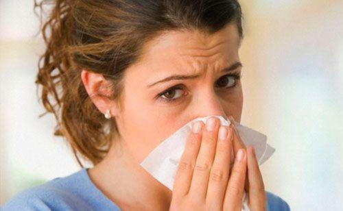 Ромашка от аллергии