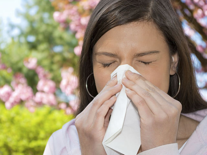 Аллергический ринит у беременных