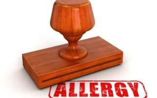 Тест на аллергены по крови