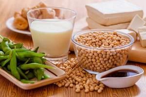 Аллергия на соевое молоко