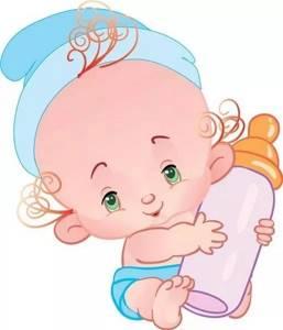 Аллергия на коровий белок у новорожденного
