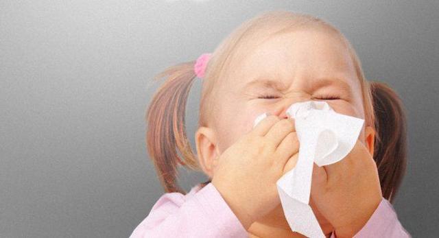 Лучшее средство от аллергии для детей