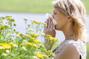 Что делать при аллергии на пыльцу