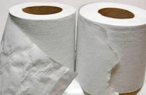 Аллергия на туалетную бумагу