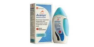 Капли от аллергического насморка