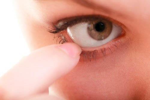 Зуд в глазах причины лечение народными средствами