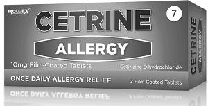 Лекарство от аллергии на животных