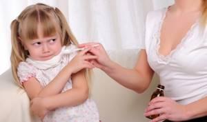 Сироп от аллергии для детей