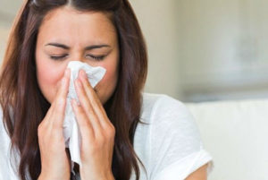Помощь при аллергии в домашних условиях